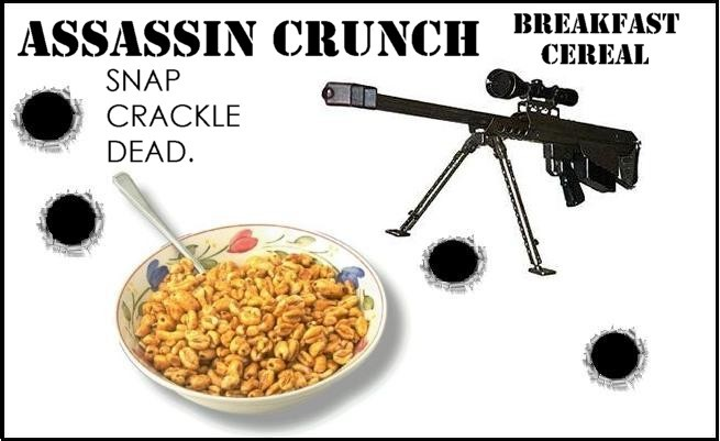 Assassin Crunch