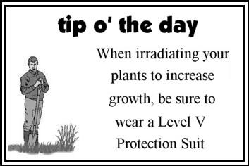 Tip o' the Day