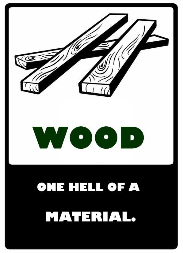 Wood Ad