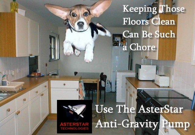 AsterStar Antigravity Pump