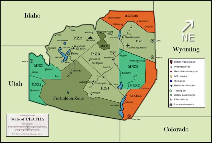 platha map