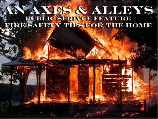 An Axes & Alleys Public Service Announcement