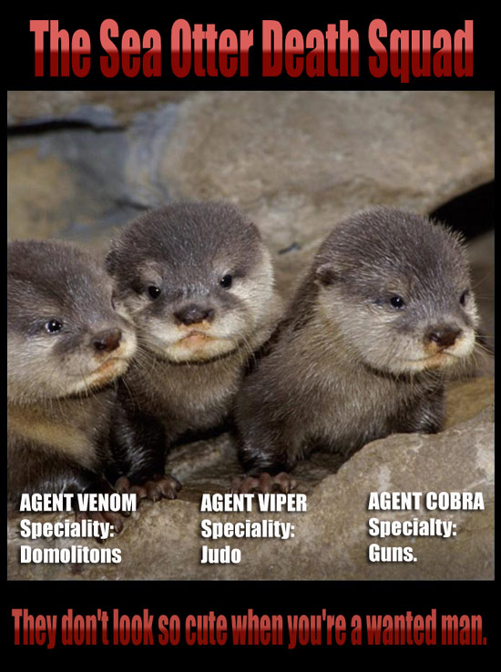 Sea Otter Death Squad