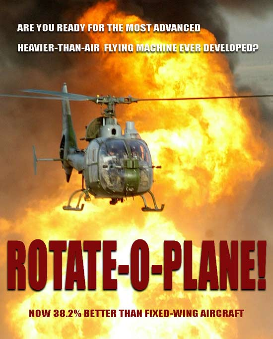 Rotate-O-Plane