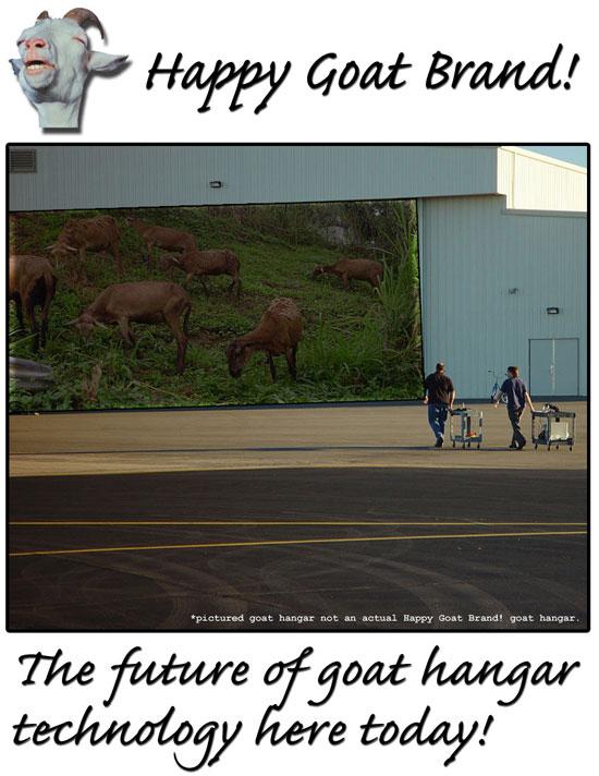 Happy Goat Brand