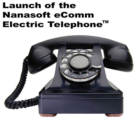 electric telephone