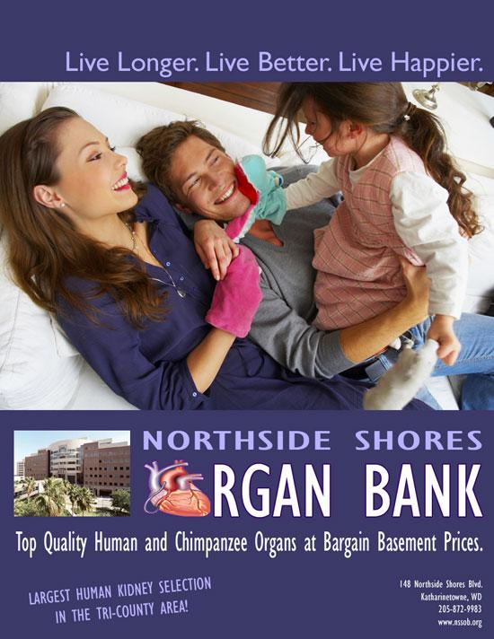Organ Bank