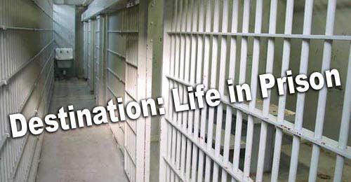 stalin in prison