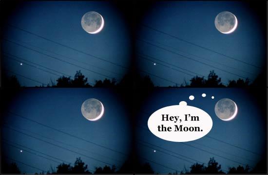 loathsome moon